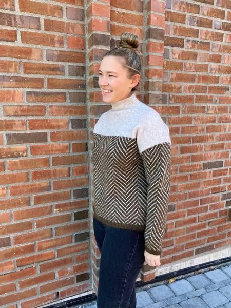 Bilde av Second Female Herrin Knit