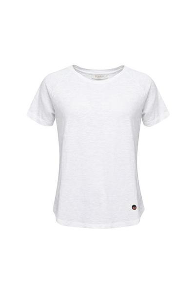 Bilde av Busnel Tilde T-shirt Hvit