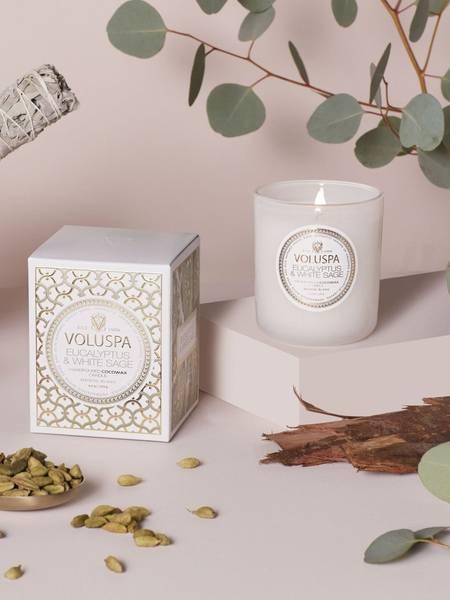 Bilde av Voluspa Boxed Candle