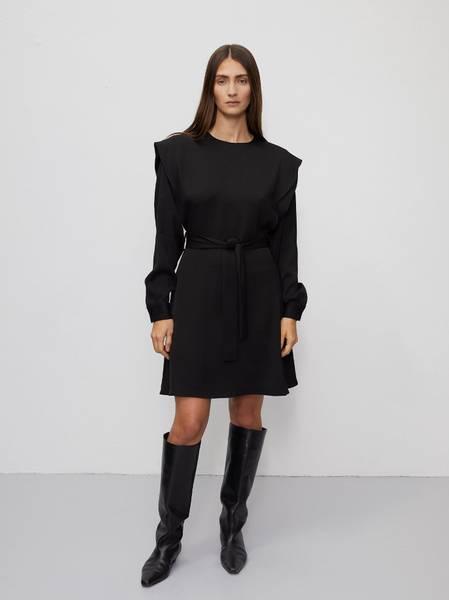 Bilde av Rõhe Iwona Dress Black