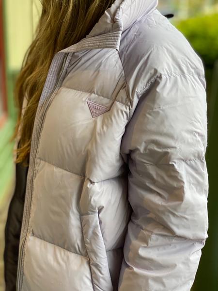 Bilde av Läst Long Puffer Jacket