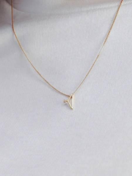 Bilde av Holzweiler Hanger Necklace