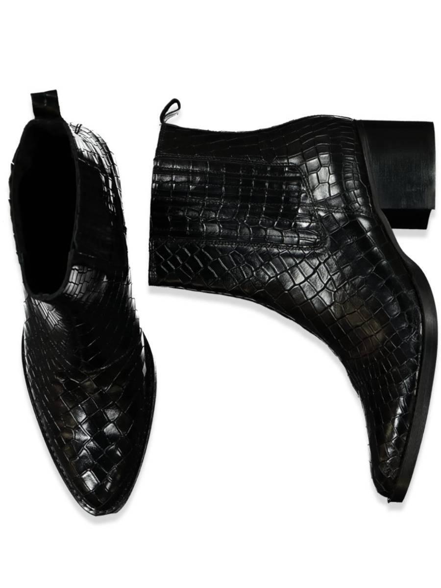 Camilla Pihl Carro Ankle Boot Black
